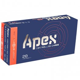 USA APEX 6.5 Creedmoor Ammo 122 Grain HP Controlled Chaos