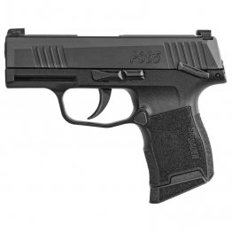 "SIG Sauer P365 Micro-Compact 9mm Luger Semi Auto Pistol 3.1"" Barrel 10 Rounds X-Ray3 Sights Manual Safety"