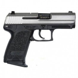 HK USP45 Compact Stainless .45acp Pistol