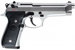 Beretta INOX 92FS 9MM Pistol (Made in Italy)