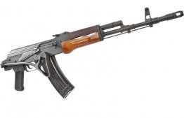 Polish Tantal 5.45x39 Rifle Folding Stock