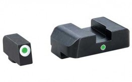 AmeriGlo I-Dot 2 Dot Tritium Sights for Glock
