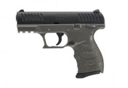 Walther CCP 9mm Tungstun Grey Pistol
