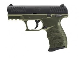 Walther CCP 9mm OD Pistol