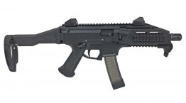 CZ Scorpion EVO 3 S1 Pistol W/ Custom Folding Brace