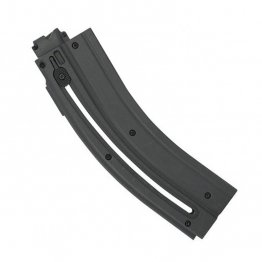 Walther Colt M4 Magazine .22 LR 30 Rounds Black Polymer