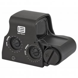 EOTech, XPS2 Holographic Sight, Red 68 MOA Ring with 1 MOA Dot Reticle