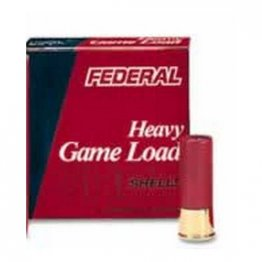 FEDERAL GAME-SHOK UPLAND 20 GA 25-ROUNDS 2.75""