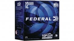 FEDERAL TOP GUN SPORTING 12 GA #7.5 25-ROUNDS 2.75""