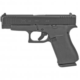Glock 48 9mm Pistol Fixed Sights 10rd