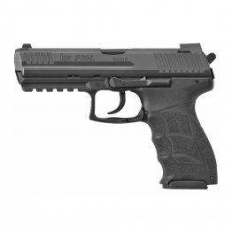 "HK, P30L, Semi-automatic, DA/SA, 9MM, 4.45"" Barrel, 17rd Mags"