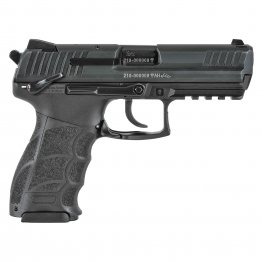 "HK, P30S, Semi-automatic, DA/SA, 9mm, 3.85"" Barrel, Polymer Frame, Black Finish, 15Rd, 2 Magazines, Night Sights"