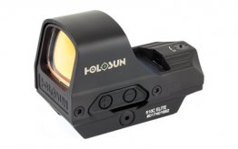 Holosun HS510C-GR Elite Circle Dot & Solar Sight
