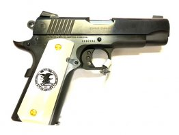 Special Edition 1911 Colt Combat Commander Blued NRA Edition