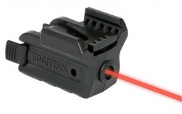 LASERMAX SPARTAN Rail Mounted Laser Red