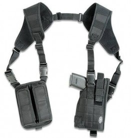 Deluxe Universal Vertical Shoulder Holster