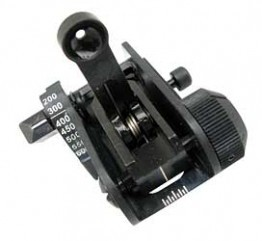 Matech BUIS 600 Meter Rear Flip Sight