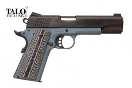 Colt XSE Lightweight Government .45acp Blue Titanium TALO