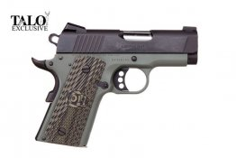 Colt Defender 45acp Foliage Green TALO Limited