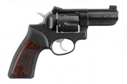 Ruger GP100 .357Mag TALO Special Edition Wiley Clapp