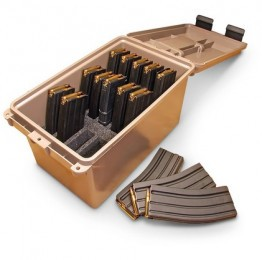 Tactical Magazine Ammo Can