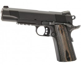 Colt Rail Gun Government .45acp 1911 Black