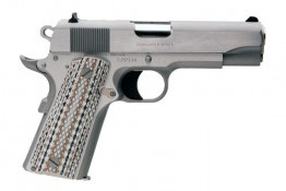 Colt Combat Commander Enhanced Limited Edition 1911 .45acp Stainless
