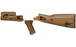 Timbersmith Laminated Brown AK Stock Set