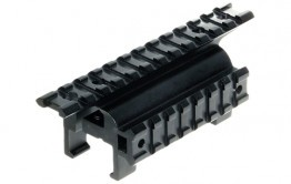 New Gen MP High-profile Claw Mount with Double Rails