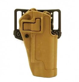 Blackhawk CQC/Serpa Holster Coyote Tan Finish