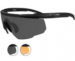 Wiley X Saber Adnvanced 2-Lens Ballistic Glasses
