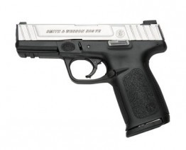 S&W SD9 VE 9MM Stainless Pistol