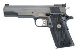 Colt Gold Cup National Match 1911 .45acp Blued