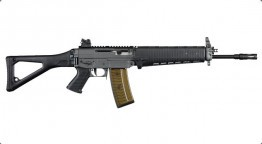 Sig Sauer 551-A1 5.56 Tactical Precision Rifle