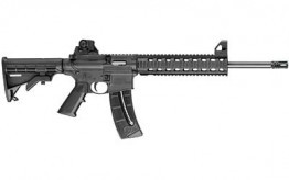 S&W M&P15-22 AR Rifle Threaded Barrel
