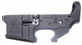 Del-Ton Stripped AR15 Lower Receiver