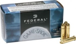 Federal .22LR Gamshock