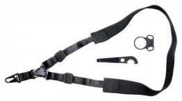 MAX-OPS TACTICAL SLING SINGLE POINT SLING KIT BLACK