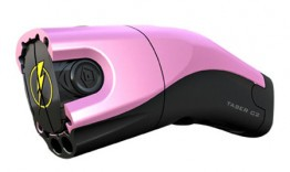 Taser C2 Personal Defense model (Pink)