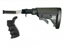 AR15 Strikeforce Stock Set