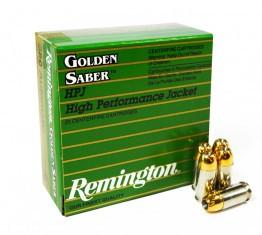 Remington Golden Saber .380ACP 25rd