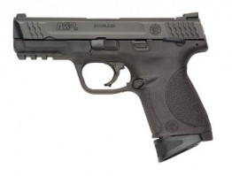S&W M&P45c - Compact Size, Manual Thumb Safety