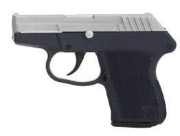 Kel-Tec P-3AT 380acp Pistol Chrome