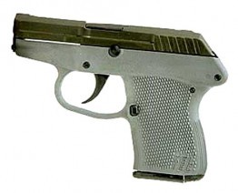 Kel-Tec P-3AT 32acp Pistol Grey