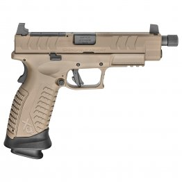 "Springfield, XDM Elite OSP, Full Size Pistol, 9MM, 4.5"" Threaded Barrel"