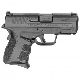"Springfield, XDS, Mod.2 with Grip Zone, Striker Fired, Compact, 9MM, 3.3"" Barrel"