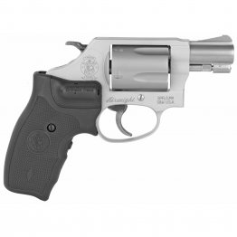 Smith & Wesson, Model 637, Double Action, Small Frame Revolver, 38 Special