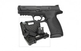 S&W M&P 9MM Pistol Range Kit