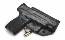 Smith & Wesson Shield 45 IWB Carbon Fiber