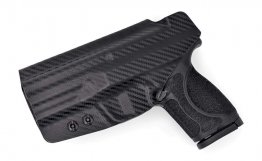 Smith & Wesson MP9/40 4.25in Carbon Fiber